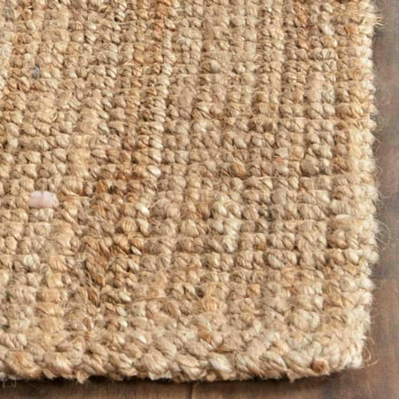 Transitional Wool Natural Rug (Safavieh Natural Fiber Delmar Braided Area)