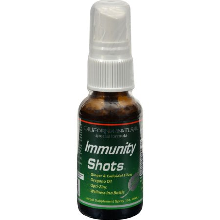 California Natural Immunity Shots - 1 fl (California Natural Wellness Shots)