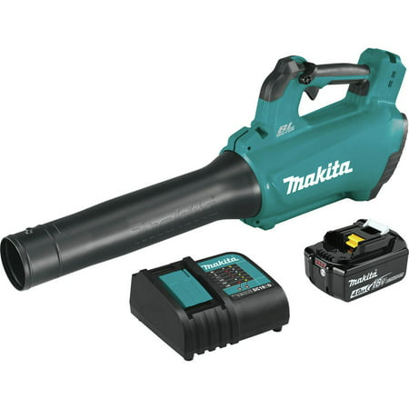 Makita XBU03SM1 18V LXT Lithium-Ion Brushless Cordless Blower Kit (4 Ah)