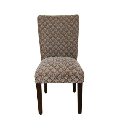 HomePop Kinfine Classic Upholstered Parsons Chair by Kinfine