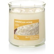 American Home by Yankee Candle Buttercream Frosting, 12 oz Medium 2-Wick Tumbler