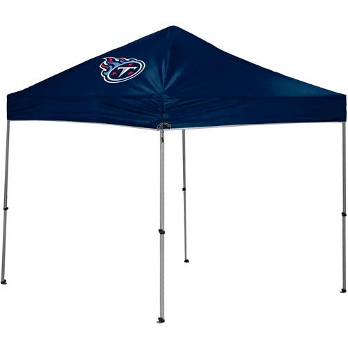 Rawlings NFL 9' x 9' Straight Leg Canopy,Tennessee Titans