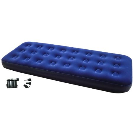 Zaltana Single Size Air Mattress 73 Quot X29 Quot X7 5 Quot With Dc Air