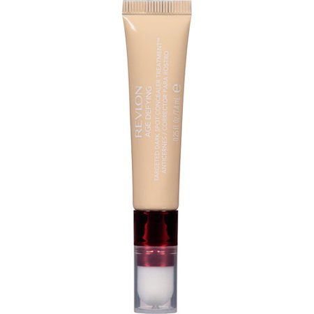Revlon Age Defying Targeted Dark Spot Concealer Treatment, 03 Medium, 0.25 fl (Liquid Nitrogen For Age Spots On Face)