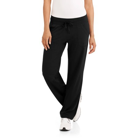 733fa554b6dcd Athletic Works Women s Core Active Knit Pants Available in Regular and  Petite