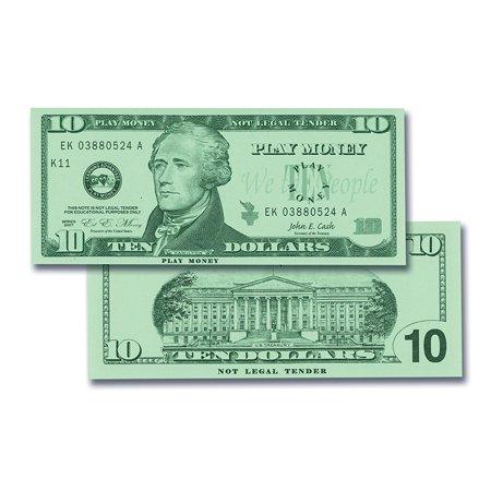 $10 BILLS SET 100 BILLS