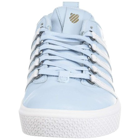K-Swiss Womens 95632-121-M Low Top Lace Up Fashion Sneakers - image 1 of 2