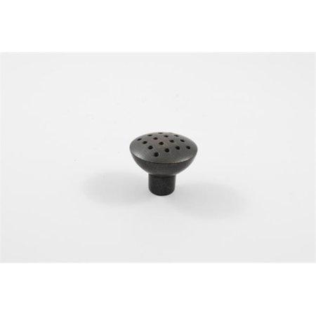 Mushroom Cabinet Knob, Venetian Bronze - image 1 de 1