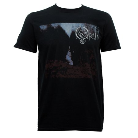 OPETH Band My Arms Your Hearse Album Cover Slim Fit T-Shirt Album White T-shirt