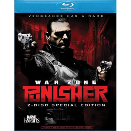 Punisher: War Zone (Blu-ray)
