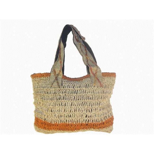 Visu Craft H9020HB Hemp Womens Handbag, Purse