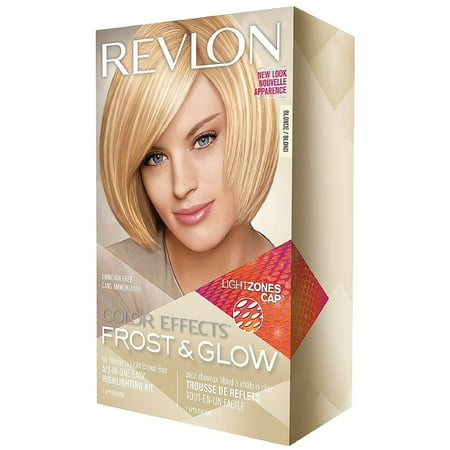 Blonde Highlighting Kit (Revlon Color Effects Frost & Glow All-In-One Highlighting Kit, Blonde 1 ea )