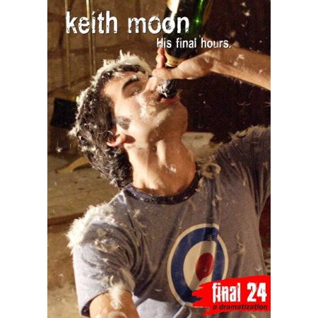 Keith Moon: His Final Hours (DVD) - Keith Moon Halloween