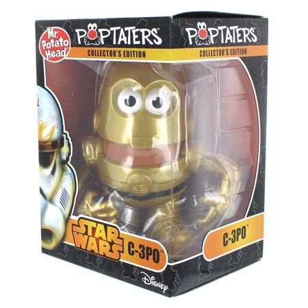 Stag Head - Star Wars Mr. Potato Head C-3P0