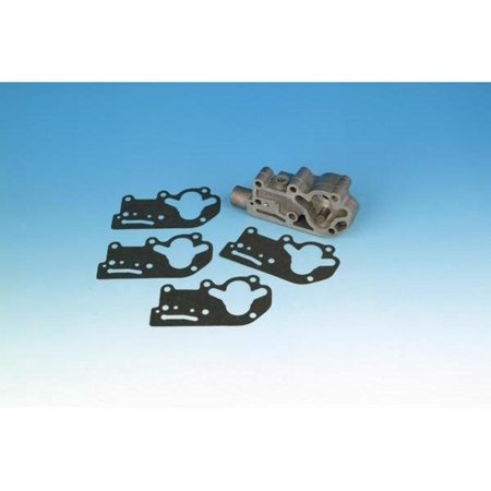 James Gasket 26273-92 Oil Pump Gasket Body to Motor - Black Paper
