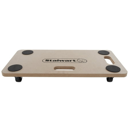 Wheeled Furniture Mover Dolly, Multi Purpose Roller for Moving Heavy Objects With 440 lb Weight Capacity By Stalwart