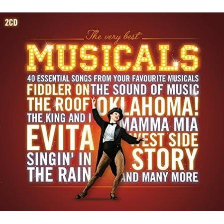 Very Best Musicals / Various (CD)