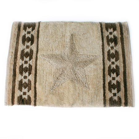 Better homes and gardens texas horse tufted bath rug - Better homes and gardens bathroom rugs ...