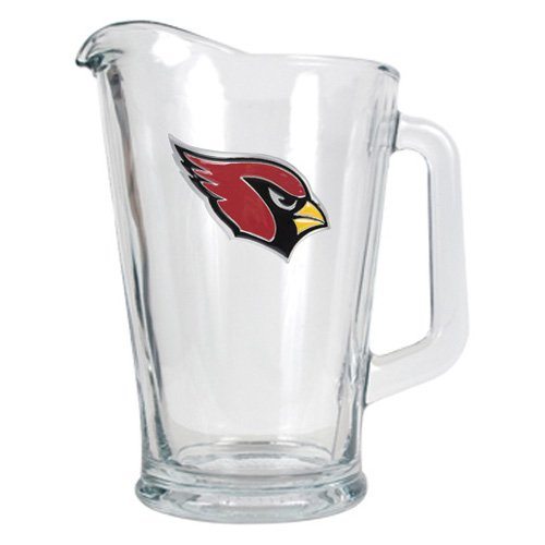 Great American NFL 60 oz. Glass Pitcher