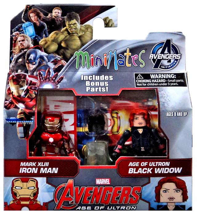 Marvel Minimates Best Of Series 1 Thing