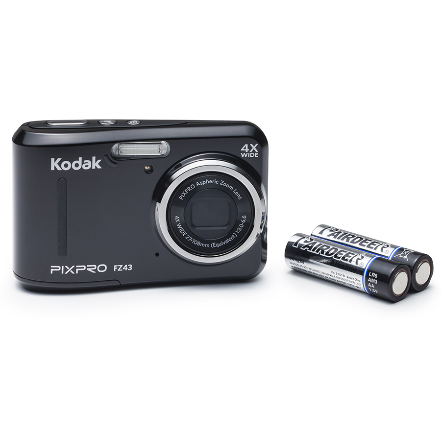 Kodak pixpro fz43 compact digital camera 16mp 4x optical zoom hd kodak pixpro fz43 compact digital camera 16mp 4x optical zoom hd 720p video black walmart fandeluxe Choice Image
