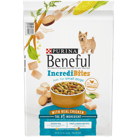 8994bf58144 Purina Beneful IncrediBites With Real Chicken Adult Dry Dog Food - 15.5 lb.  Bag