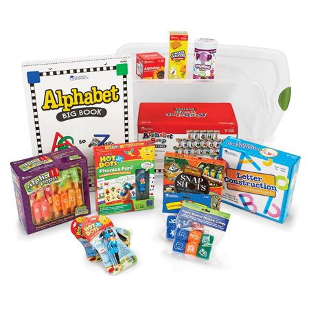 Learning Resources Kid Learning Kit   Theme Subject  Learning   Skill Learning  Spelling  Writing  Grammar  Speaking  Letter Sound  Vocabulary  Game  Rhythm  Ler1820