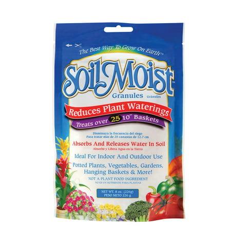 - Soil Moist Granules, 8 oz bag
