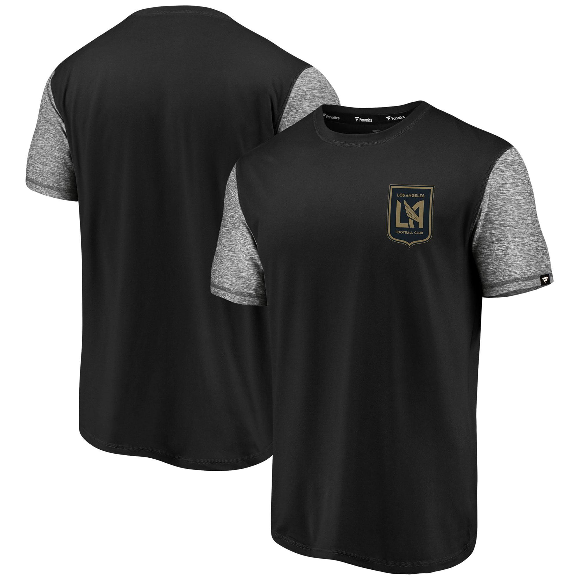 size 40 5a942 3b7c6 LAFC Fanatics Branded Color Blast T-Shirt - Black