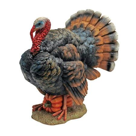 - Design Toscano North American Turkey Statue