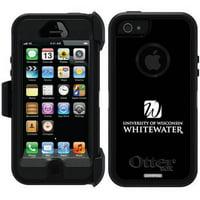iPhone 5SE/5s OtterBox Defender Series University Case (R-Z)