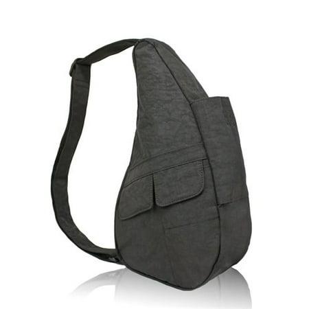 Extra Small Nylon Healthy Back Bag - Black Extra Small Nylon Healthy Back Bag