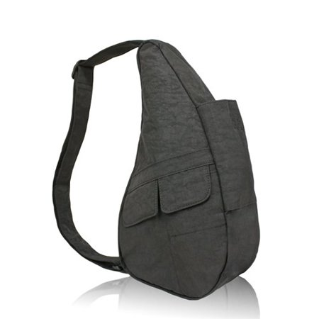 Extra Small Nylon Healthy Back Bag - Black Extra Small Nylon Healthy Back Bag (Ameribag Healthy Back Bag)