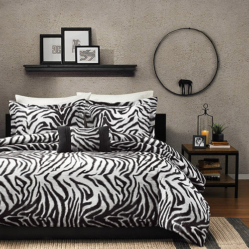 Home Essence Botswana 4-Piece Duvet Cover Set