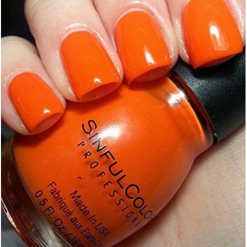 Sinful Colors Professional Nail Enamel, Feel the Vibe, 0.5 Fl Oz