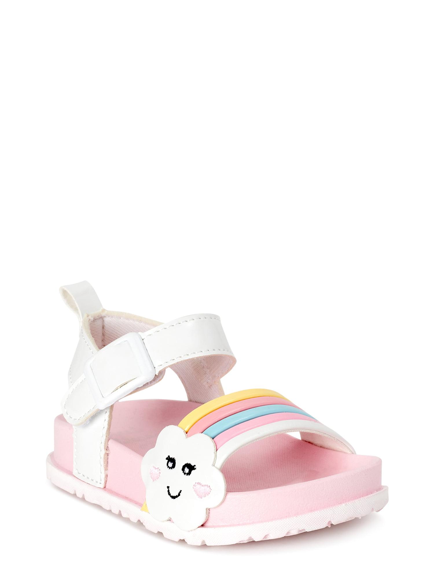 Baby Girl Sandals - Walmart.com