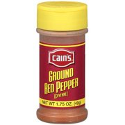 Cain's Ground Red Pepper Spice, 1.75 oz