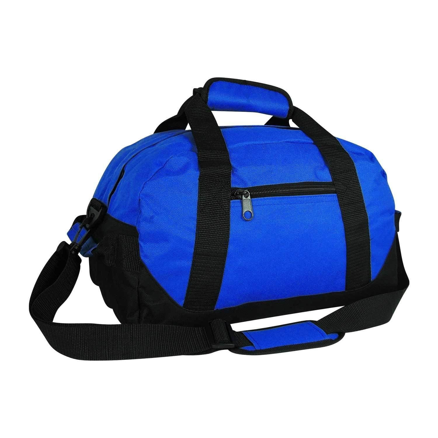 "iEquip 12"" 14"" 18"" 21"" Duffle Bag, Gym, Travel Bag Two Tone by"