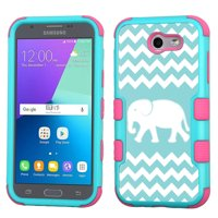 ShockProof Case for Samsung Galaxy J3 Luna Pro 4G LTE / J3 Eclipse / J3 Emerge