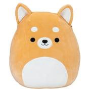"Squishmallows Official Kellytoy Plush 12"" Angie and Shibau- Ultrasoft Stuffed Animal Plush Toy"