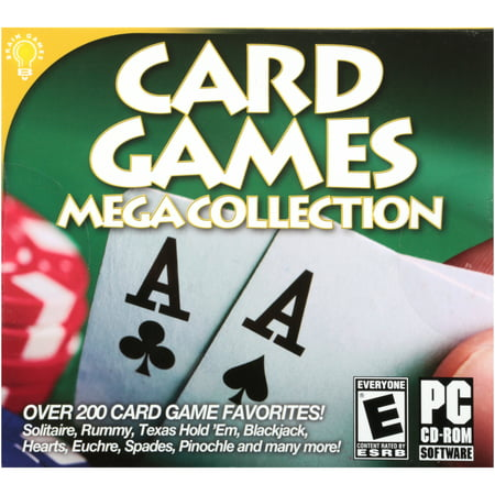Pc Card Games (Card Games Mega Collection PC)
