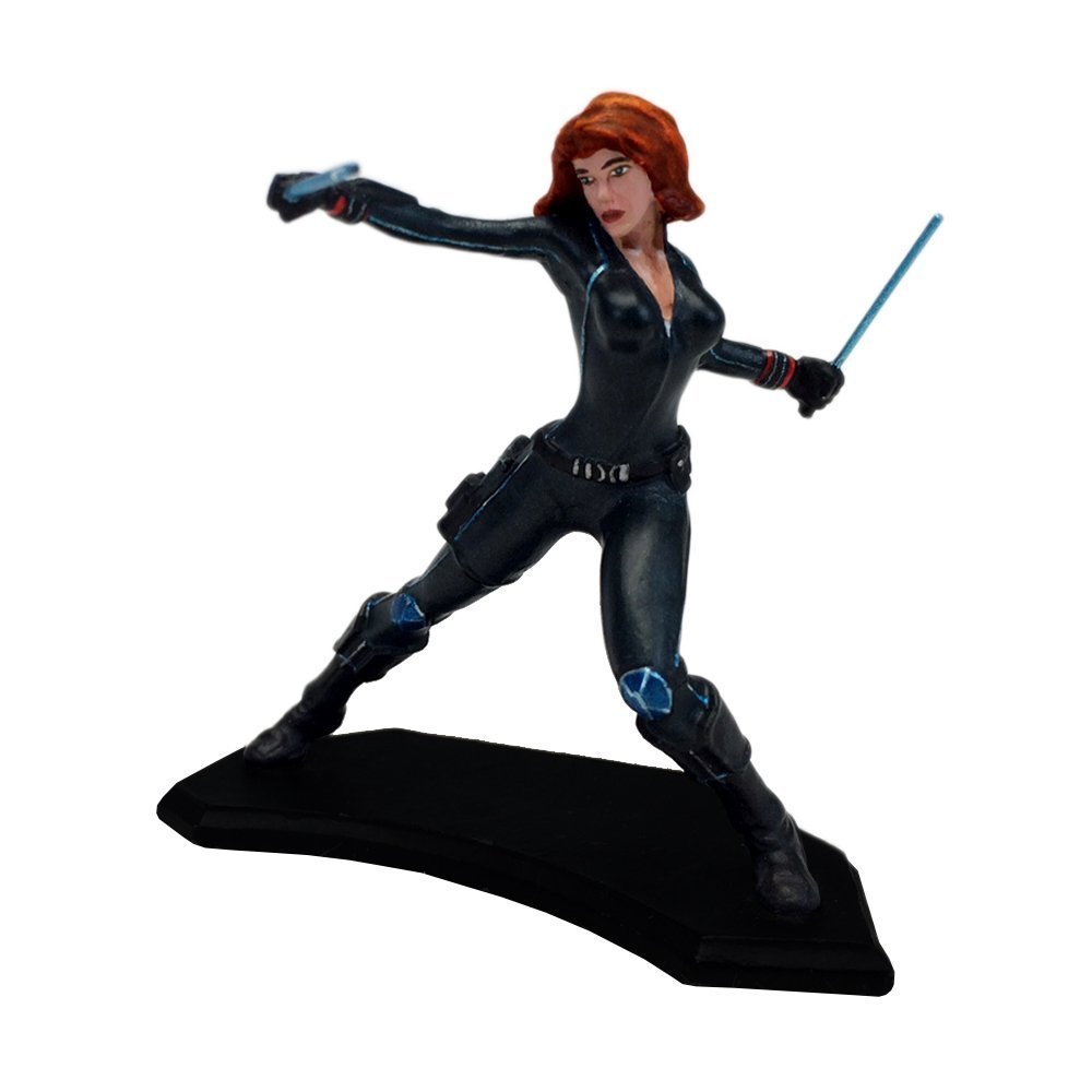 The Avengers: Age of Ultron Black Widow Metal Miniature Mini-Figure