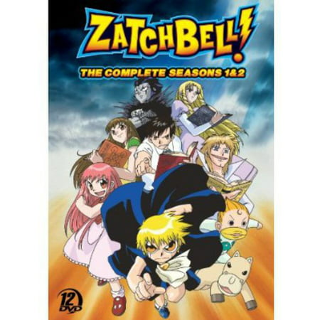 Zatch Bell!: The Complete Seasons 1 & 2 (DVD)](Halloween 2 Le Film Complet)