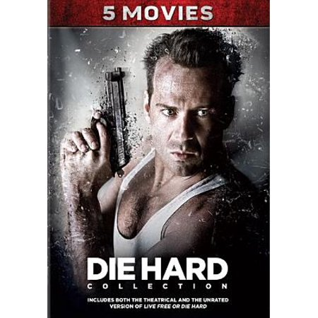 The Complete Die Hard Collection (DVD)