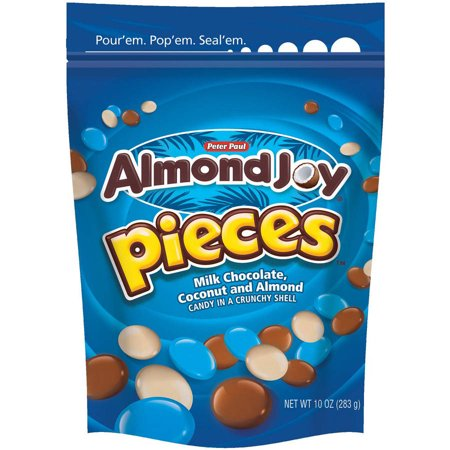 Image of Almond Joy Pieces Pouch 10oz