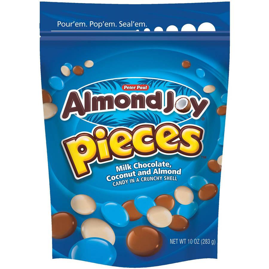 Almond Joy Pieces Pouch 10oz