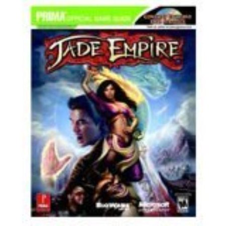 Jade Empire - Official Game Guide Used Condition
