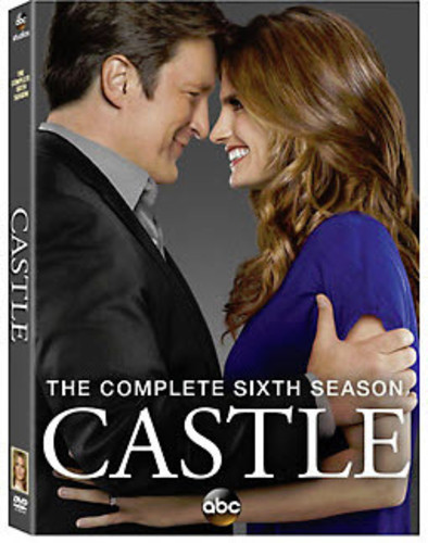 Castle: The Complete Sixth Season (DVD) by ABC Studios