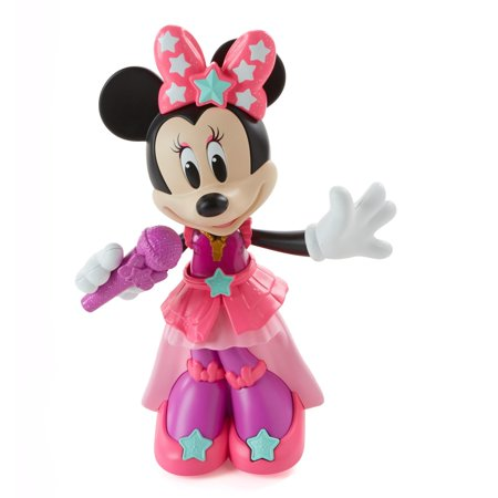 Disney Minnie Mouse Pop Superstar Minnie