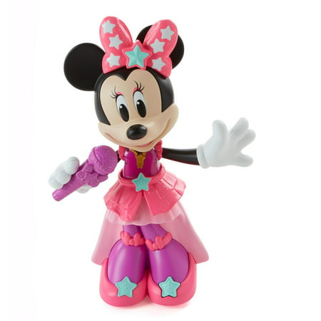 Disney Minnie Mouse Pop Superstar Minnie - Cheerleader Minnie Mouse Doll